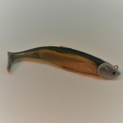 Blue Shad 120 Arkansas shiner 15 g texan